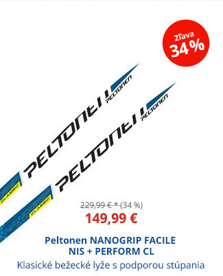 Peltonen NANOGRIP FACILE NIS + PERFORM CL