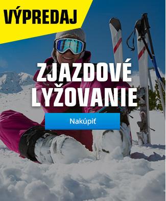 Vybavenie na zjazdové lyžovanie
