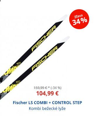 Fischer LS COMBI + CONTROL STEP