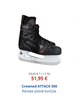 Crowned ATTACK 500