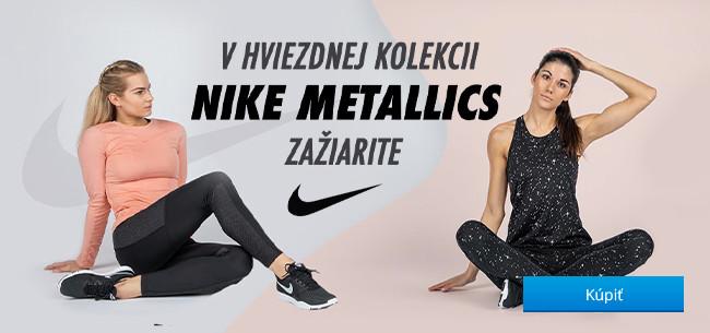 Nike Metallics