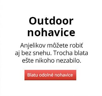 Outdoor nohavice