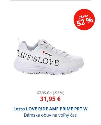 Lotto LOVE RIDE AMF PRIME PRT W