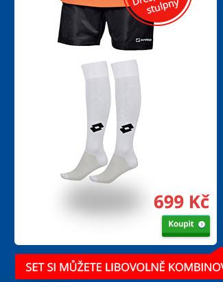 Brankářský dres Lotto - Dětský – Dres, Trenky, Stulpny – 699 Kč