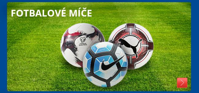 Kategorie– fotbalové míče