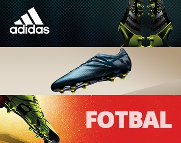 Fotbalové vybavení adidas