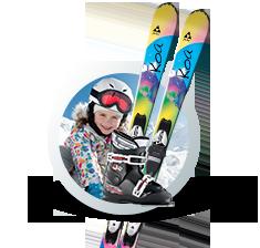 Nestárnoucí lyže a lyžáky
