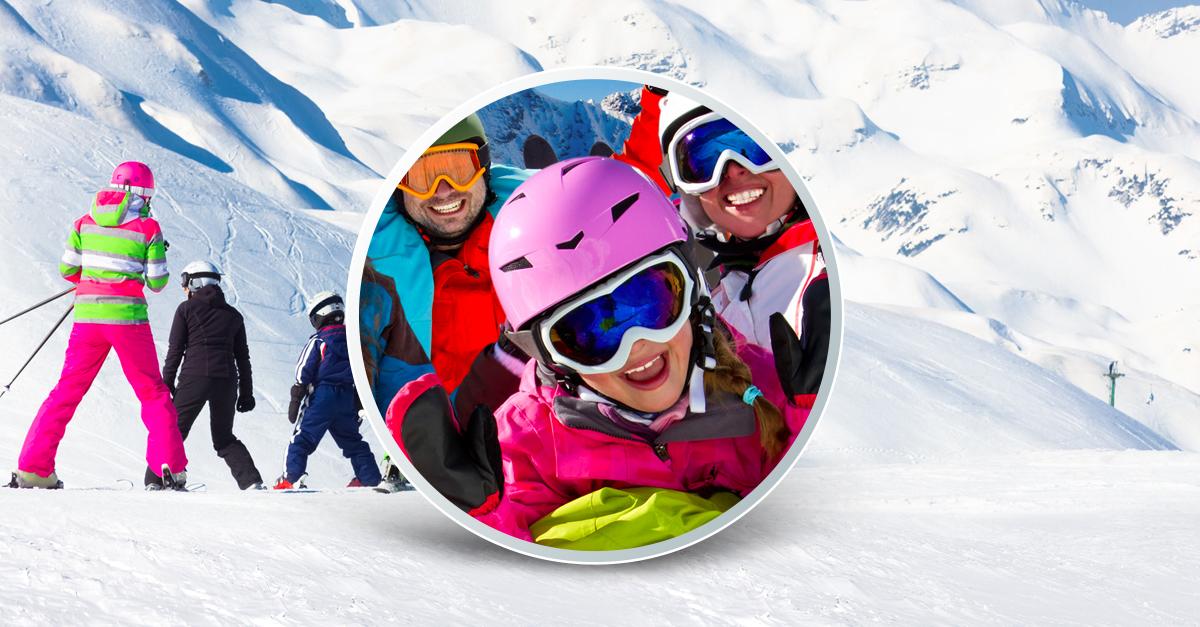 Jarní prázdniny: Vyrazte s dětmi na hory s plnou výbavou!