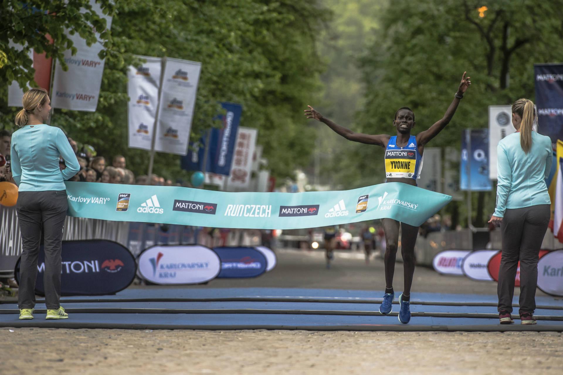 Ohlédnutí: Rekordní Mattoni 1/2Maraton Karlovy Vary!