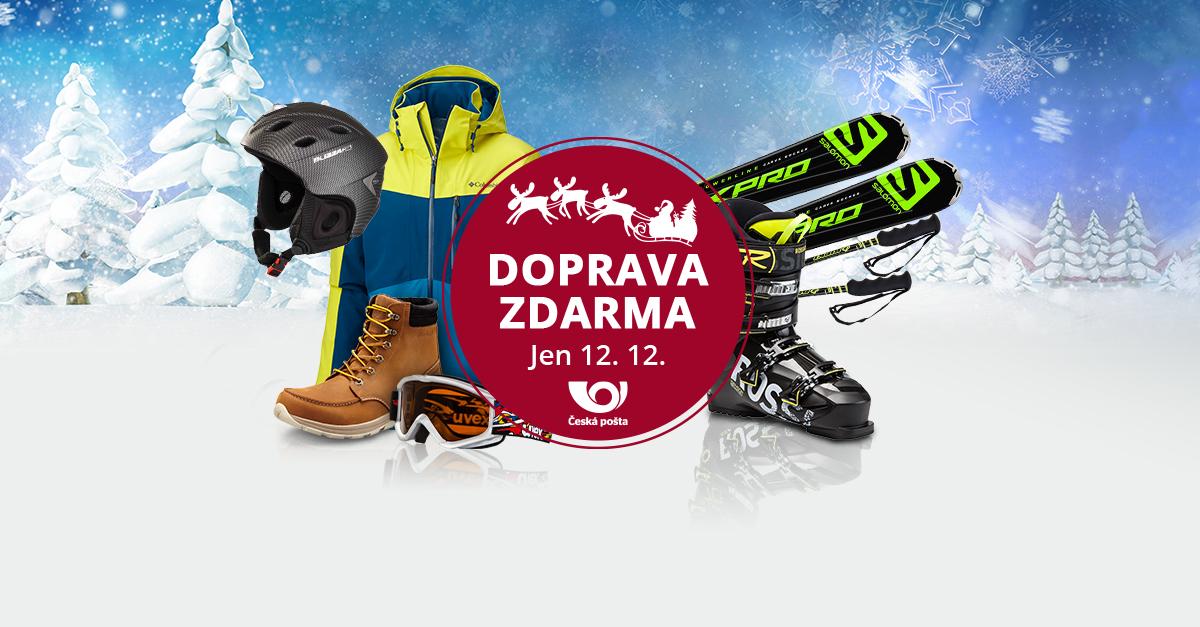 Doprava ZDARMA nad 1 000 Kč s Českou poštou: PRODLOUŽENO do dnešní půlnoci!