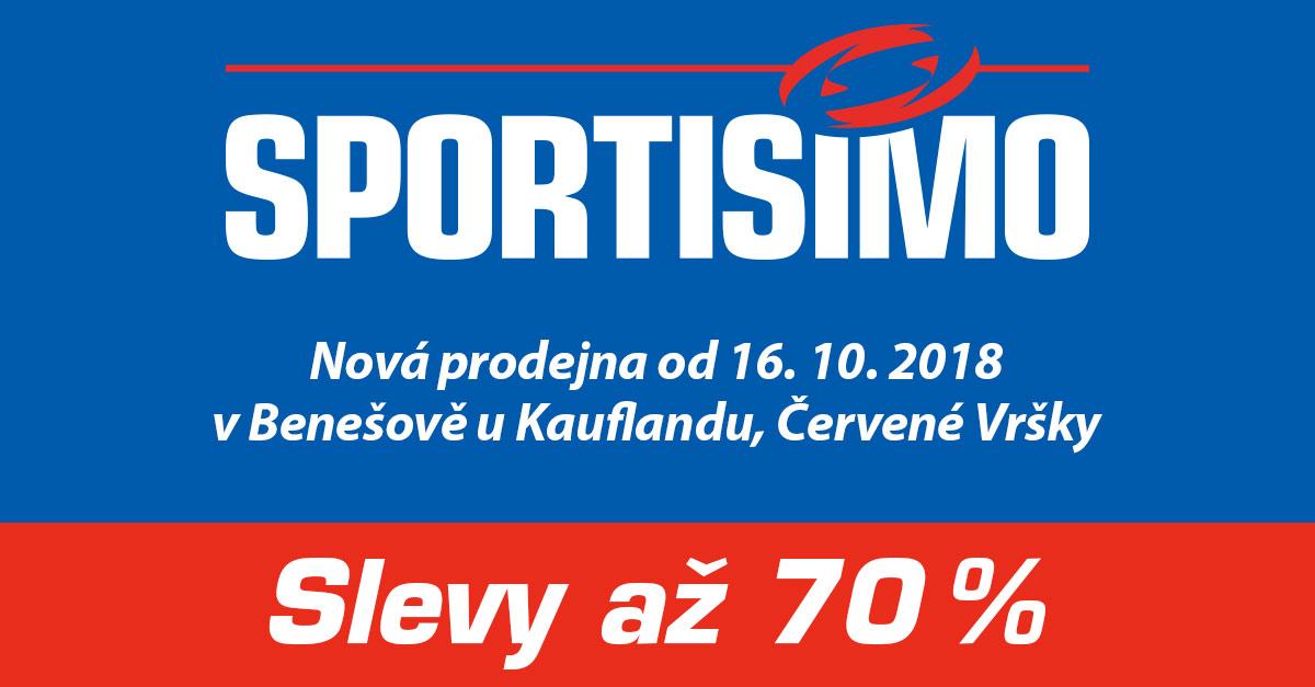 Nová prodejna v BENEŠOVĚ: zaváděcí SLEVY AŽ 70 %. Už 16. 10.!