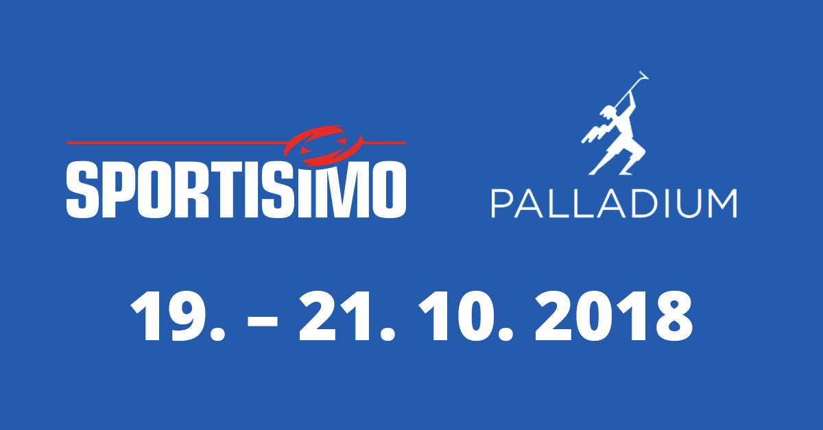 20% slevy ve SPORTISIMO v pražském OC Palladium: 19. – 21. 10.