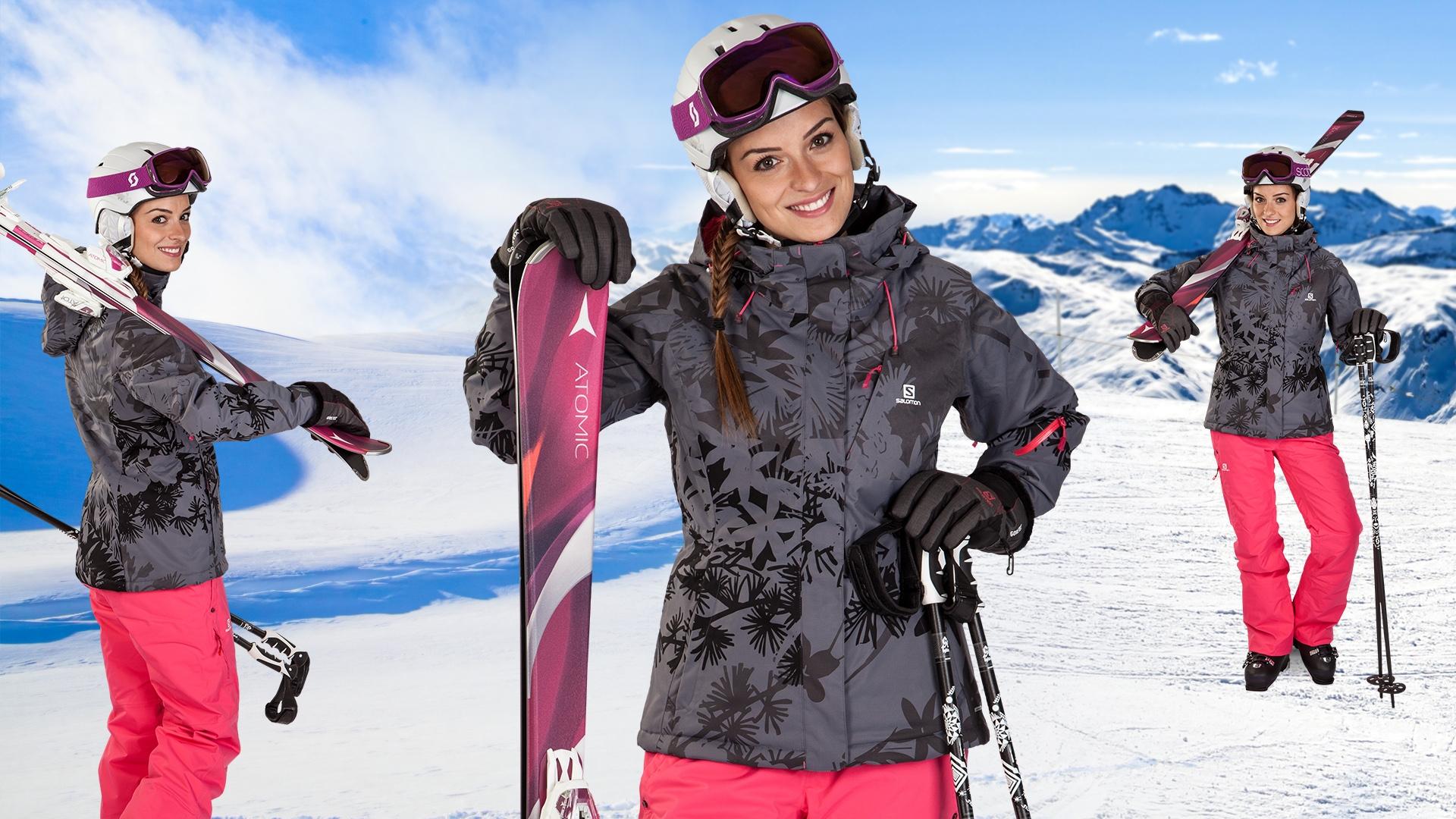 Dámský lyžařský set Salomon