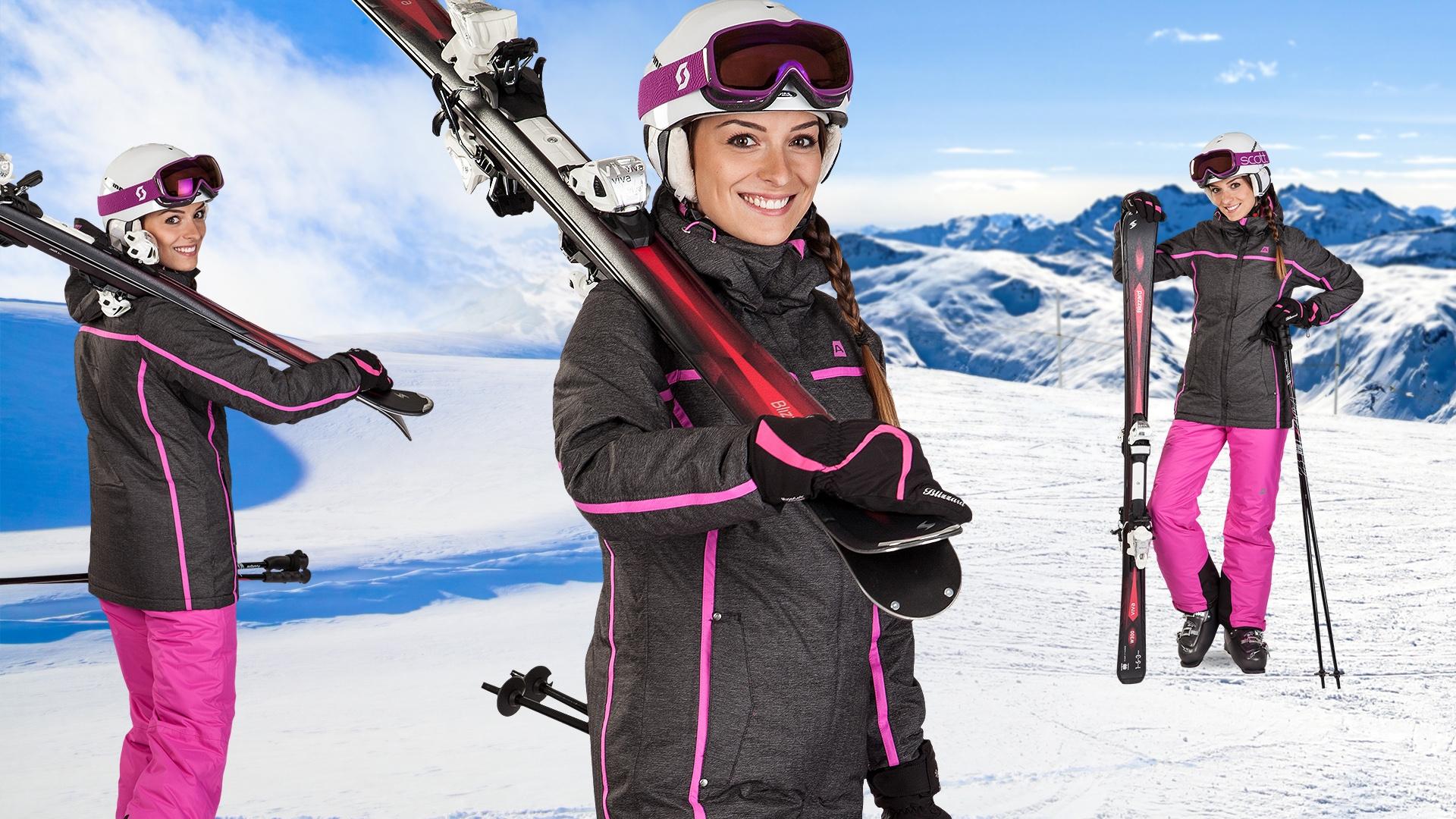 Dámský lyžařský set Alpine Pro
