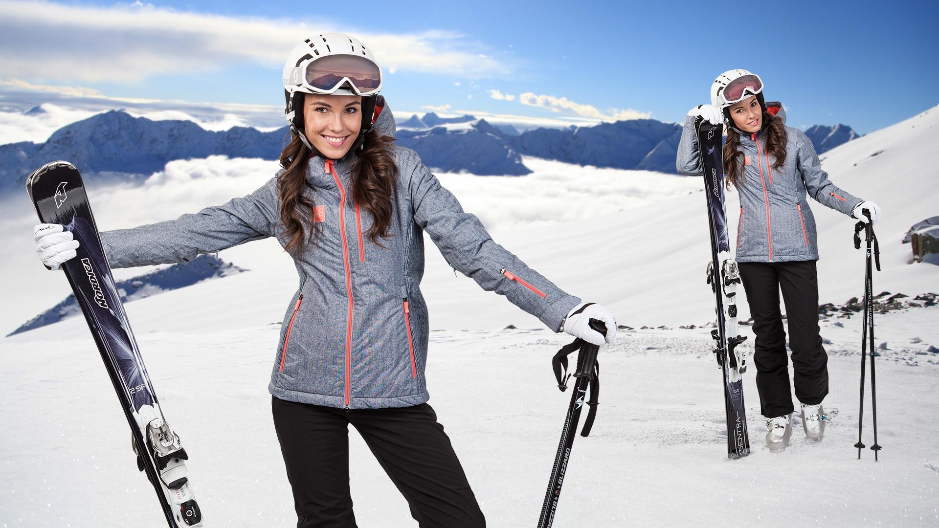 Dámský lyžařský set Loap