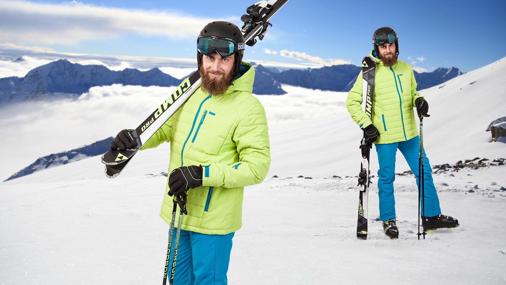 Pánský lyžařský set Loap