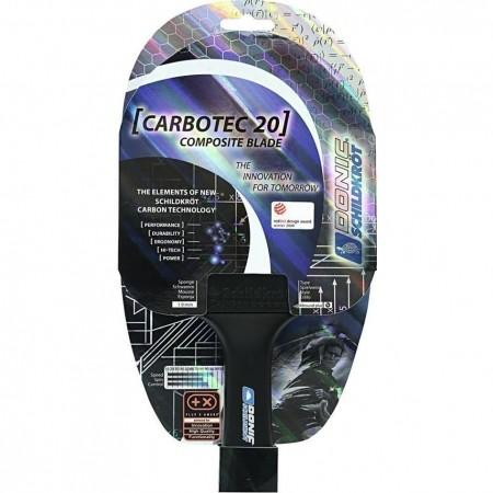 CARBOTEC 20 - Pálka na stolní tenis - Donic CARBOTEC 20 - 2