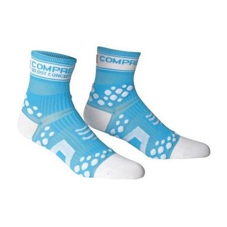 RUN HI FLUO - Běžecké ponožky - Compressport RUN HI FLUO - 6