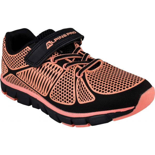 ALPINE PRO FISCHERO - Dětské volnočasové boty