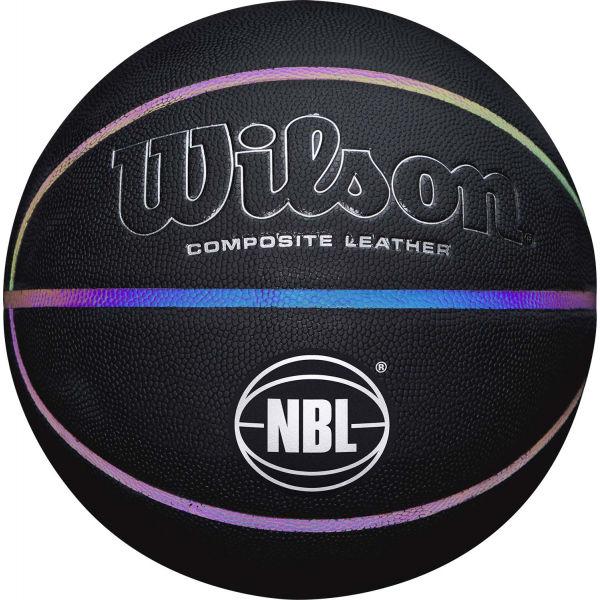 Wilson LUMINOUS IRIDESCENT - Basketbalový míč