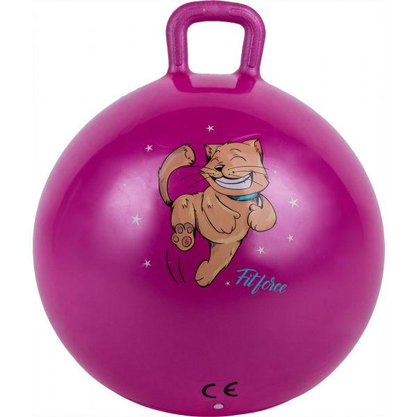 Fitforce HOPPERBALL 55 - Dětský skákací míč
