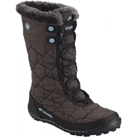 Dětská zimní obuv - Columbia YOUTH MINX MID II OMNI-HEAT WP - 1
