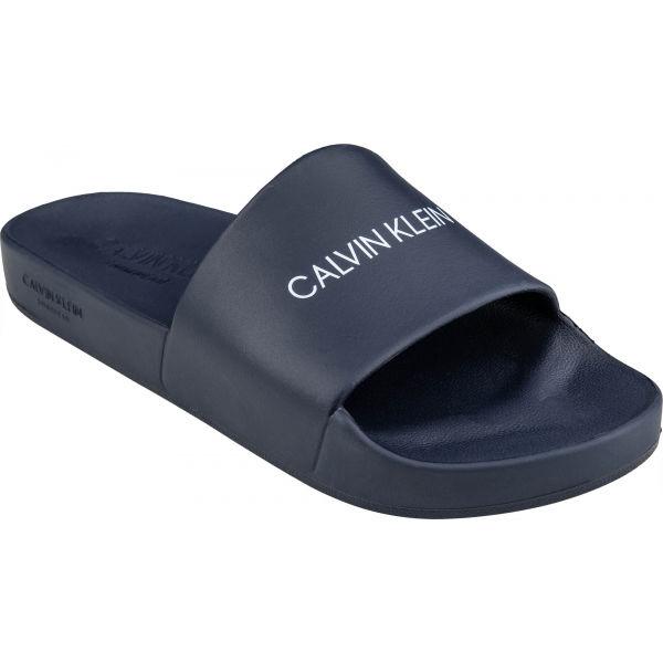 Calvin Klein ONE MOLD SLIDE - Pánské pantofle