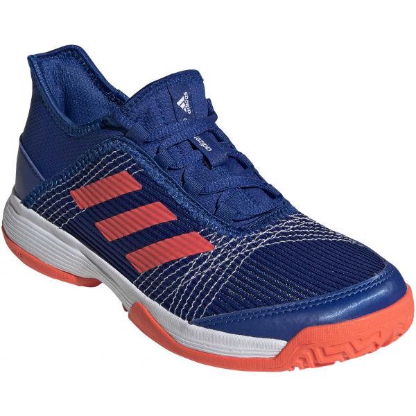 adidas ADIZERO CLUB K - Dětská tenisová obuv