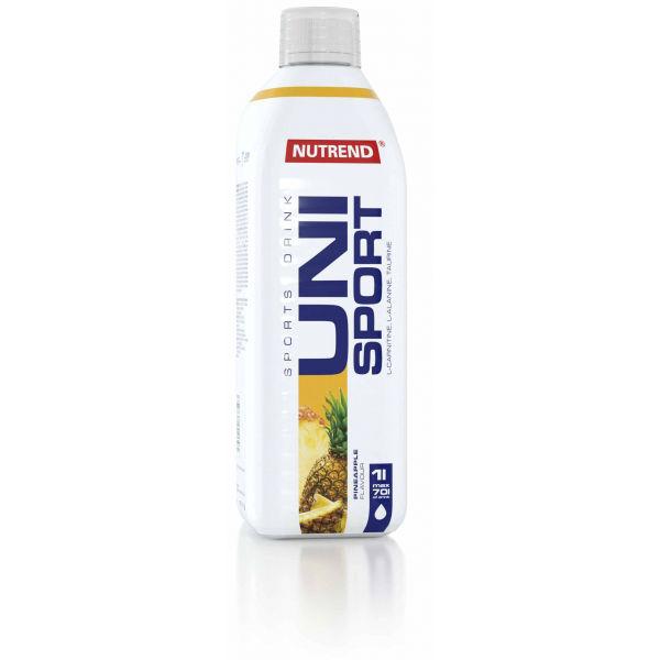 Nutrend UNISPORT 1L ANANAS - Sportovní nápoj