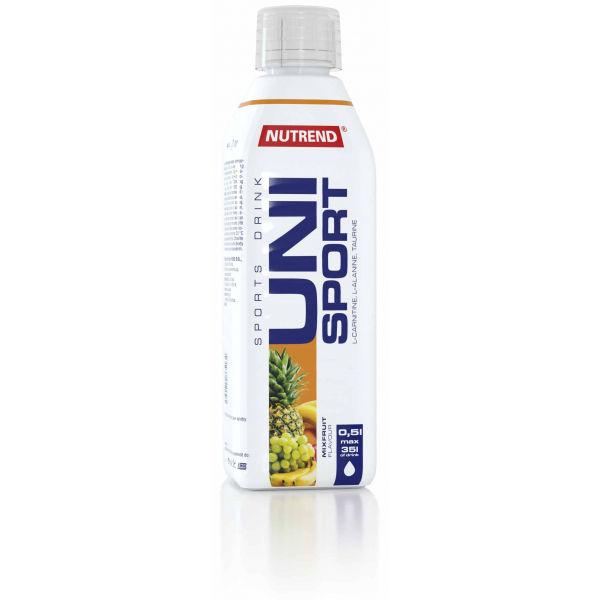 Nutrend UNISPORT 0,5L MIXFRUIT - Sportovní nápoj