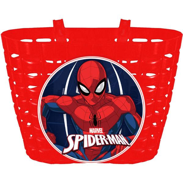 Disney SPIDERMAN - Plastový košík na řidítka