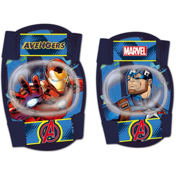 Disney AVENGERS - Dětské chrániče loktů / kolen