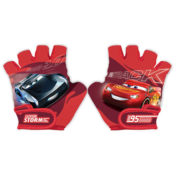 Disney CARS III - Dětské rukavice na kolo