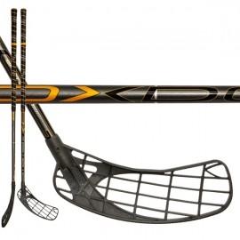 Oxdog SHIFT 27 SMOKE - Florbalová hokejka