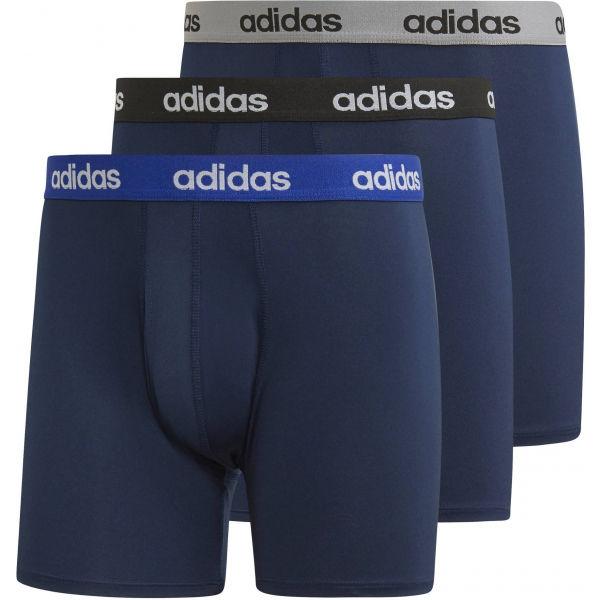 adidas CC 3PP BRIEF - Pánské boxerky