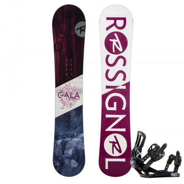 Rossignol GALA + GALA S/M - Dámský snowboard set