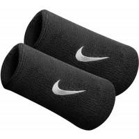 Nike SWOOSH DOUBLEWIDE WRISTBAND - Potítko