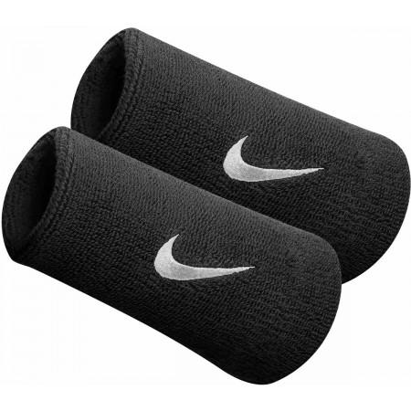 SWOOSH DOUBLEWIDE WRISTBAND - Potítko - Nike SWOOSH DOUBLEWIDE WRISTBAND