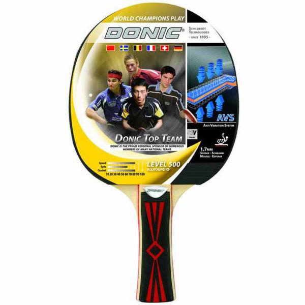 Donic TOP TEAMS 500 - Pálka na stolní tenis