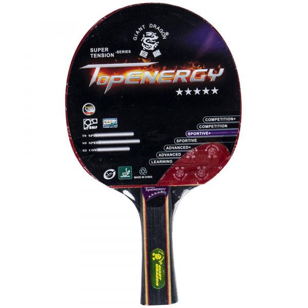 Giant Dragon TOP ENERGY - Pálka na stolní tenis