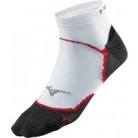 Mizuno DRYLITE INNER GRIP MID - Běžecké ponožky