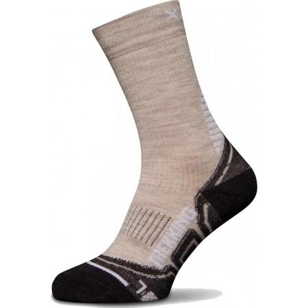 SOCKS TREKKINK W - Dámské trekingové termo ponožky - X-Action SOCKS TREKKINK W