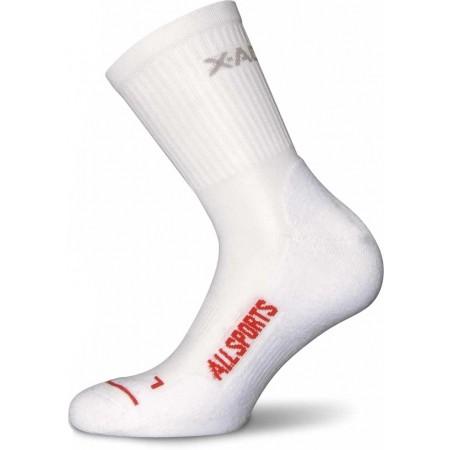 SOCKS ALLSPORTS - Funkční ponožky - X-Action SOCKS ALLSPORTS
