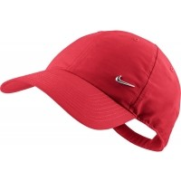 Nike METAL SWOOSH HERITAGE 86 CAP - Kšiltovka