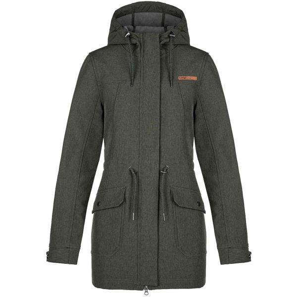Loap LYNETTE - Dámský krátký softshellový kabát