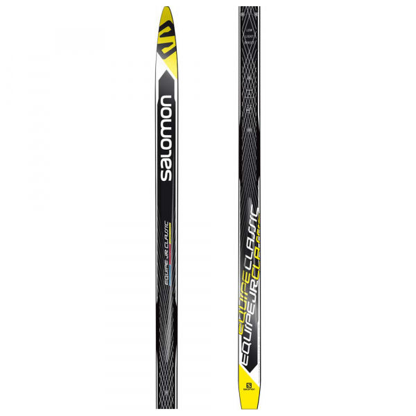 Salomon EQUIPE JNR CLASSIC - Juniorské klasické lyže