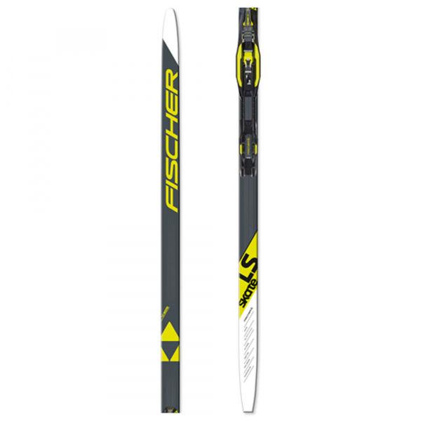 Fischer LS SKATE + RACE SKATE - Běžecké lyže na bruslení