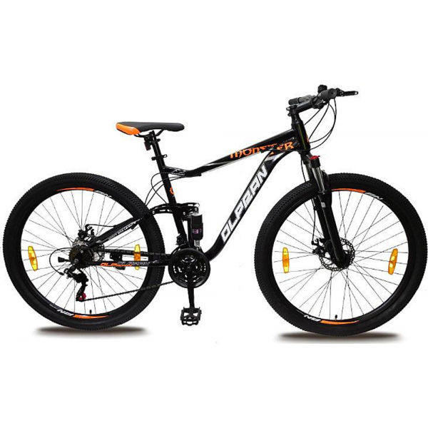 Olpran MONSTER 29 - Horské kolo s celoodpruženým rámem