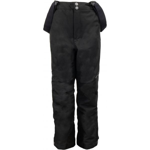 ALPINE PRO MEGGO - Dětské lyžařské kalhoty