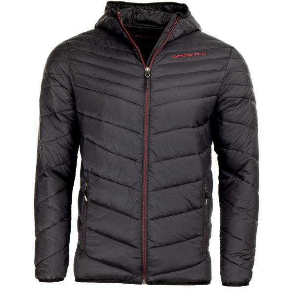 ALPINE PRO TAMAT - Pánská zimní bunda